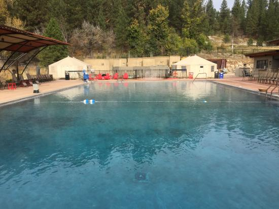 Idaho City, Айдахо: Main Pool