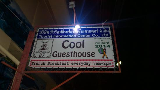 cool guesthouse