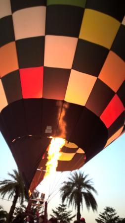 Cool Guesthouse : montgolfière