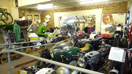 London Motorcycle Museum: Interesting Displays for all the family.