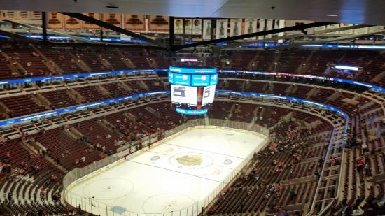 empty house picture of united center chicago tripadvisor