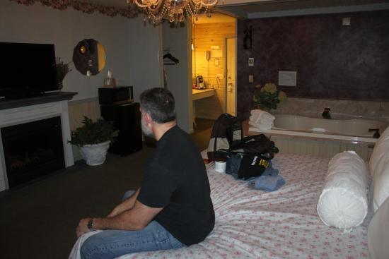 Vacationland Inn: Roomy