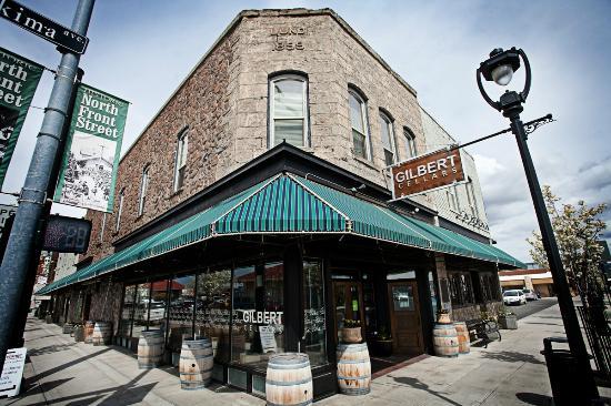 Yakima, Вашингтон: Tasting Room Exterior