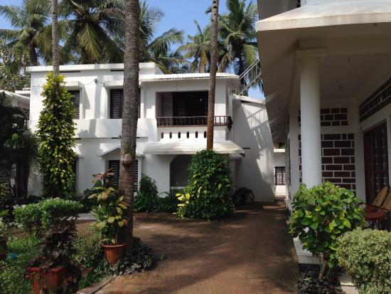 Hill View Beach Resort: The property