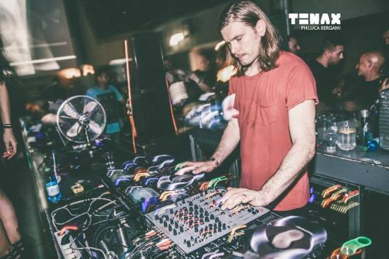 Tenax Club: Ben Klock, Marcel Dettmann