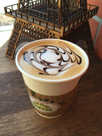 Cool Down Coffee