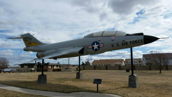 Malmstrom AFB Air Park - Picture of Malmstrom Air Force ...