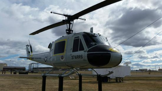 UH-1F, Iroquois (Huey) - Picture of Malmstrom Museum and Air Park