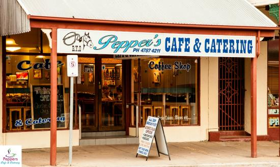 Peppers Cafe & Catering