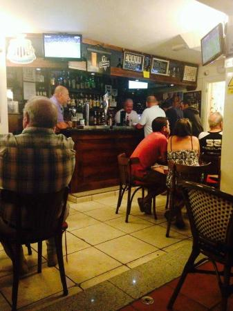 Spenders Bar Lanzarote