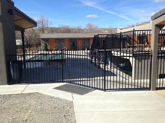 Buhl, ID: View of the main pool