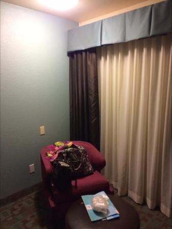 Hotel Vue: chair