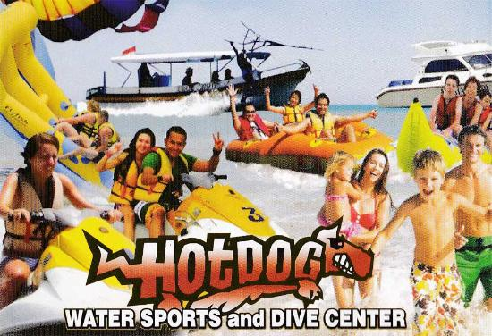 Hot Dog Watersport Bali