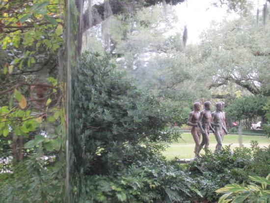 The Sydney And Walda Besthoff Sculpture Garden At Noma Picture Of The Sydney And Walda