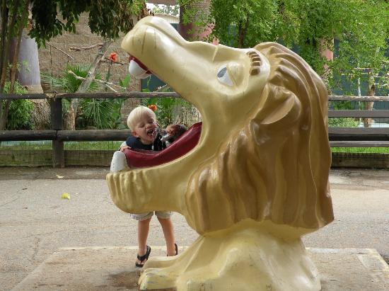 Atascadero, CA: The Charles Paddock Zoo