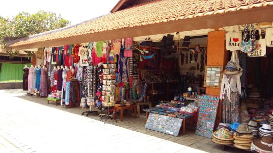 Bali Collection: Shopping View