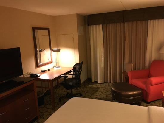 Hilton Garden Inn Buffalo Airport: Room 410