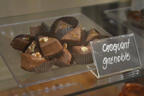 Bistro-Chocolaterie le Divin Tandem : nouveauté
