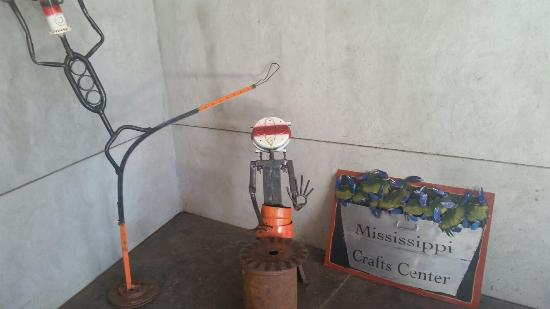 Mississippi Crafts Center