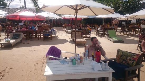 ترانكوسو: Praia dos Coqueiros