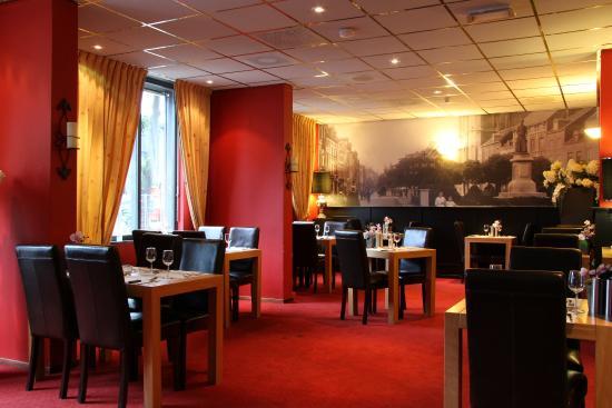 Bastion Hotel Maastricht Centrum: Restaurant