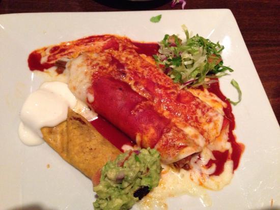 Maria Bonita: Food