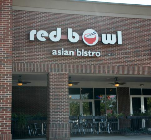 Many thanks red bowl asian nc something