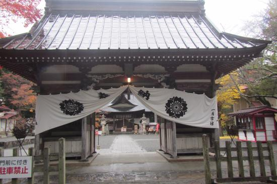 Fuji Omuro Sengen Shrine