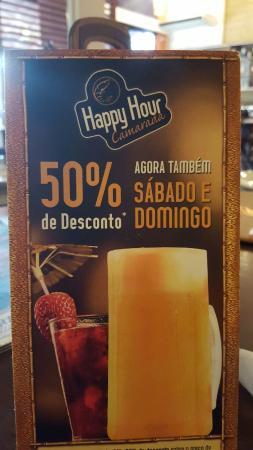 Camarada Camarao Happy Hour Todos Os Dias Com 50 De Descontos Em Excelentes Pedidas