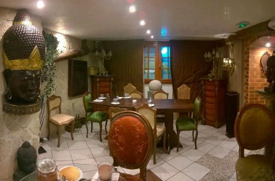 Hotel Camelia Nation: sala colazioni