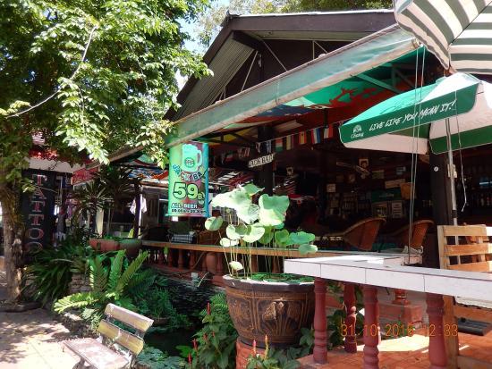 Πατάγια, Ταϊλάνδη: Jack Bar, Naklua Road, Patthaya, Thailand