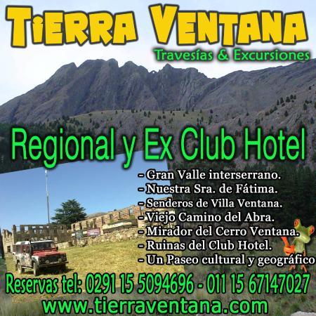 Tierra Ventana Tours Adventure