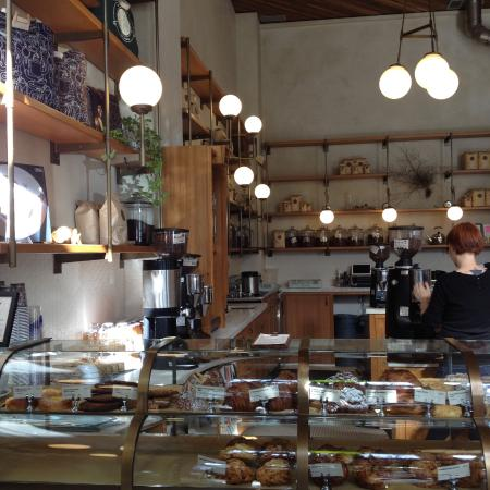 Photo of Restaurant Sightglass Coffee at 3014 20th St, San Francisco, CA 94110, United States