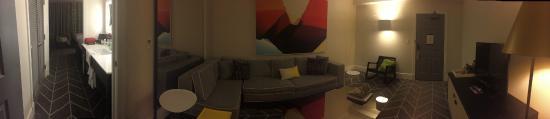 The Kimpton Brice Hotel: Suite