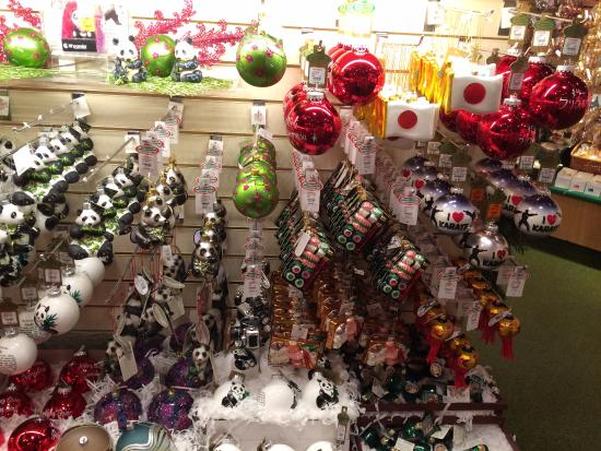bronners christmas wonderland decoratons from japan