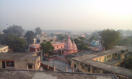 Muzaffarnagar, India: Shukratal Town view