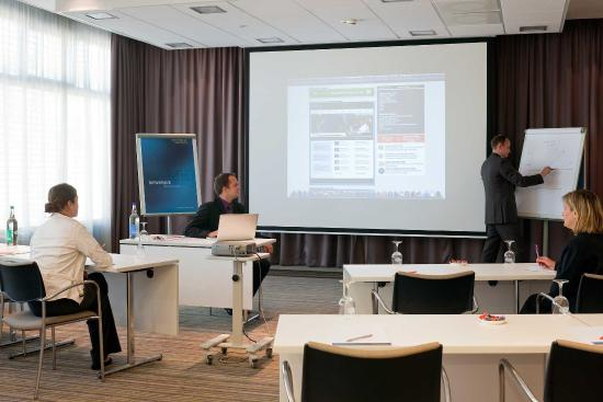 Bussigny-pres-Lausanne, سويسرا: Meeting Room
