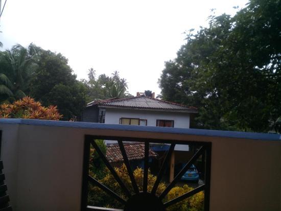 Black Beauty Guesthouse: balcony