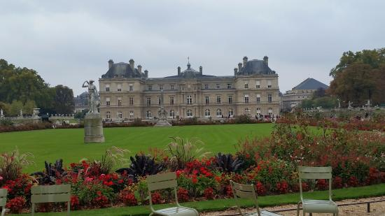 Paris, France: Luxembourg Gardens