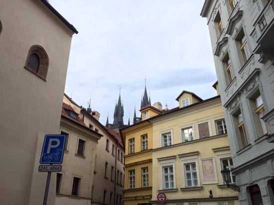 Prague Tyn 사진