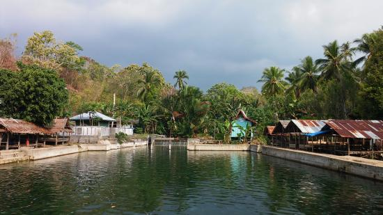 Tual, Indonesia: Bisa untuk berenang