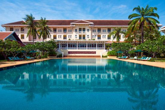 Raffles Grand Hotel d'Angkor: RGA_EX Pool_P7