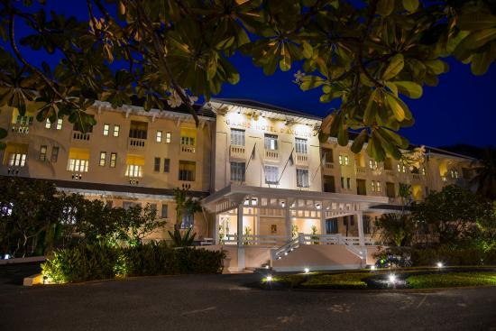 Raffles Grand Hotel d'Angkor: RGA_EX Facade 1