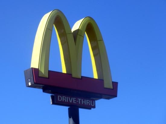 King City, كاليفورنيا: McDonald's, King City, California