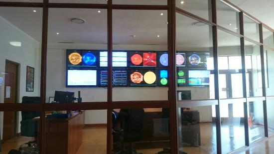 Hermanus, Zuid-Afrika: SANSA Space Science