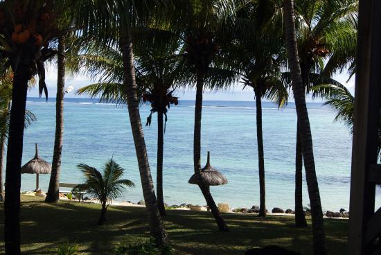 Le Surcouf Hotel & Spa: vue de la chambre