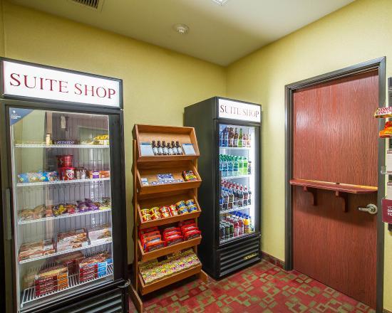Comfort Suites Univ. of Phoenix Stadium Area: Market