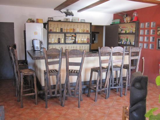 Hotel Niaouly: Bar de l'hôtel