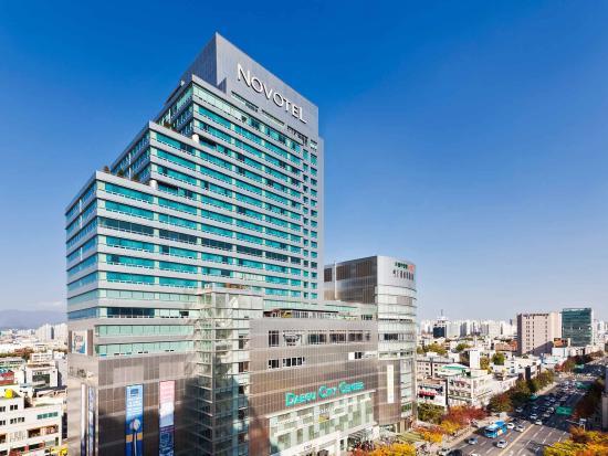 Novotel Ambassador Daegu: Exterior