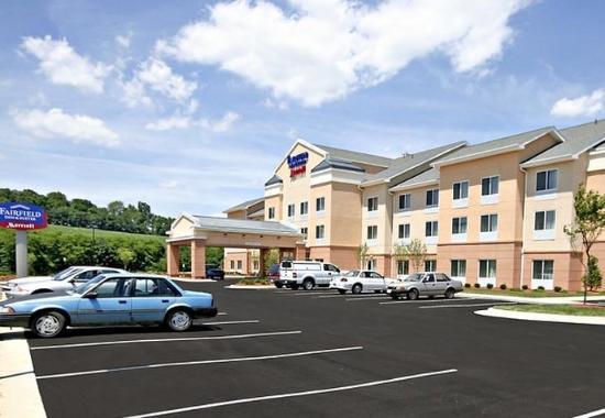 Fairfield Inn & Suites Wytheville